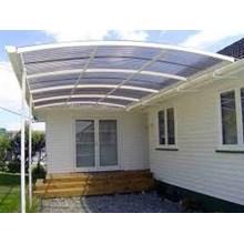 Roofing Polycarbonat Twinlite Greca