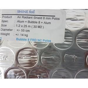 Aluminium Premium 8 mm polos