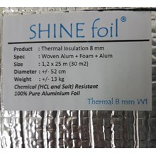 Aluminium Thermal 8 mm W1