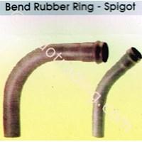 Bend All Rubber Ring Spigot