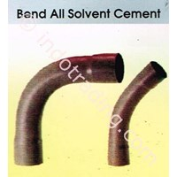 Bend All Solvent Cement