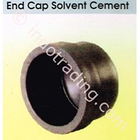 End Cap Solvent Cement