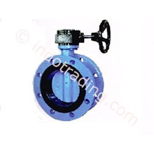 Double Flange Butterfly Valves AWWA C 504