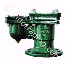 Flanged Orifice Air Valve Class 125
