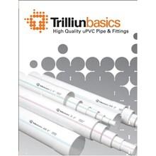Pipa PVC Trilliun C 5/8