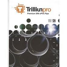 PIPA PVC TRILLIUN SNI S-10 uk. 2