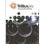 PIPA PVC TRILLIUN SNI S-12.5 uk. 2 1/2