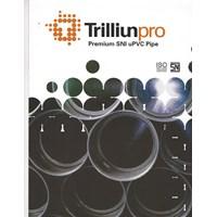 PIPA PVC TRILLIUN SNI S-12.5 uk. 4