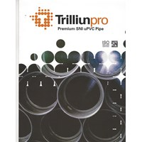PIPA PVC TRILLIUN SNI S-10 uk. 8