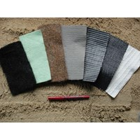 Geotextile Woven (Hitam)