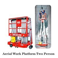 !!! Promo 2017 Aluminium Arial Work Platform Hidrolik - Mr Baktar