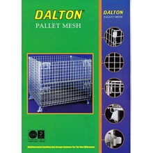 Pallet Mesh Basket Iron - Mr Baktar