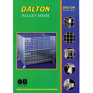 Pallet Mesh Keranjang Besi Lipat DALTON Promo Cuci Gudang