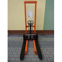 Hand Lift Manual Hand Stacker DALTON 1 Ton sampai 2 Ton Tinggi 1.6 Meter sampai 3 Meter