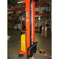Beli Semi Electric Stacker DALTON type DYC kapasitas 1 sampai 2 Ton Tinggi 1.6 meter 4