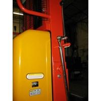 Semi Electric Stacker DALTON type DYC kapasitas 1 sampai 2 Ton Tinggi 1.6 meter Murah 5