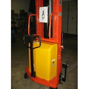 Semi Electric Stacker DALTON type DYC kapasitas 1 sampai 2 Ton Tinggi 1.6 meter