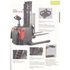 Hand Stacker Full Elektrik NOBLIFT Type PS 1345 RM 1.3 Ton 4.5 Meter 3