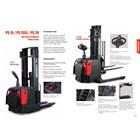 Hand Stacker Full Elektrik NOBLIFT Type PS 1345 RM 1.3 Ton 4.5 Meter 4