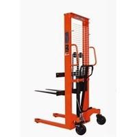 Hand Stacker Manual DALTON Kapasitas 1 sampai 2 Ton Tinggi 1.6 Meter 1