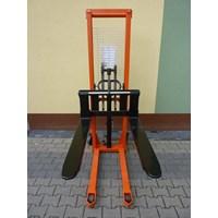 Beli Hand Stacker Manual DALTON Kapasitas 1 sampai 2 Ton Tinggi 1.6 Meter 4