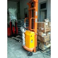 Beli Hand Stacker Semi Electric DALTON Kapasitas 1 sampai 2 Ton Tinggi Angkat 2 Meter sampai 3.5 Meter 4