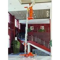 Beli Tangga Hidrolik Aluminium Work Platform Single Mast untuk 1 Orang Tinggi 10 Meter sampai 12 Meter 4