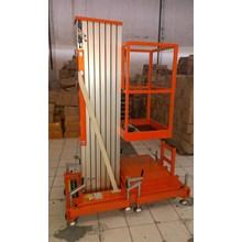 Tangga Hidrolik Aluminium Work Platform Single Mas