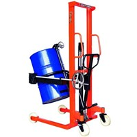 Hand Drum Lift DALTON Drum Lifter untuk Drum Kaleng Cap 350 Kg Tinggi 1.4 Meter Untuk Menuang isi Drum bukan untuk Mengocok Drum