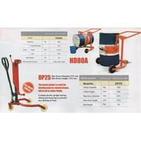 Distributor Hydrolic Drum Porter OPK Alat untuk memindahkan Drum Minyak atau Drum Kaleng Kapasitas 250 Kg dan 350 Kg 3