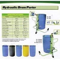 Jual Hydrolic Drum Porter OPK Alat untuk memindahkan Drum Minyak atau Drum Kaleng Kapasitas 250 Kg dan 350 Kg 2