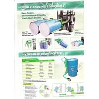 Beli Hydrolic Drum Porter OPK Alat untuk memindahkan Drum Minyak atau Drum Kaleng Kapasitas 250 Kg dan 350 Kg 4