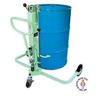 Hydraulic Drum Porter untuk Drum Plastik Kapasitas 250 dan 350 Kg Alat untuk memindahkan Drum Manual 1