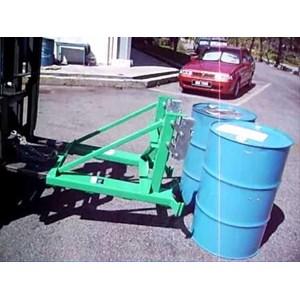 Drum Gripper OIC untuk 1 dan 2 Drum Kaleng 350 Kg dan 700 Kg