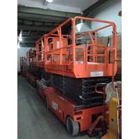 Distributor Scissor Lift DINGLI Model Gunting Tinggi 12 meter - 16 Meter 3