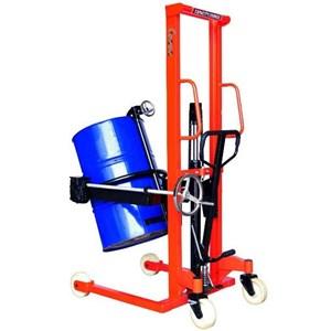 Hand Drum Stacker DALTON untuk angkat dan menuang Drum Kaleng Kapasitas 350 Kg