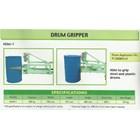 Drum Gripper OIC untuk Drum Kaleng dan Plastik 1 dan 2 Drum 2