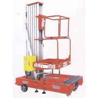 Aluminium Work Platform Tangga Elektrik Hidrolik Tinggi 10 - 16 Meter 1