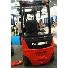 Forklift Electric Stacker Promo Cuci Gudang