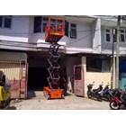 Tangga Hidrolik Model Gunting Scissor Lift 12 Meter - 16 Meter 5
