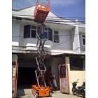 Tangga Hidrolik Model Gunting Scissor Lift 12 Meter - 16 Meter 4