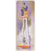 Tangga Aluminium Hidrolik 10 Meter - 16 Meter untuk 1 dan 2 Orang Murah 5