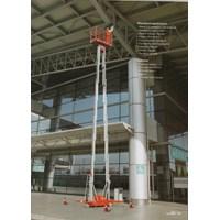 Distributor Tangga Aluminium Hidrolik 10 Meter - 16 Meter untuk 1 dan 2 Orang 3