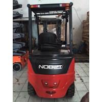 Distributor Forklift Electric 2 Ton Tinggi Angkat 3 Meter Ramah Lingkungan 3