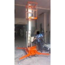 Aerial Work Platform Tangga Hidrolik untuk 1 dan 2 Orang Tinggi 10 Meter sampai 16 Meter