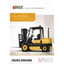 Forklift Diesel Isuzu 3 Ton sampai 5 Ton Harga Termurah