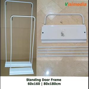 Standing Door Frame 80 x 180