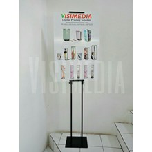 Pop Up Stand 2sisi - Tripod Banner - xbanner