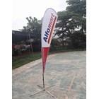 Flag Banner - Flying Banner - standing umbul umbul 4