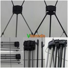 YBanner 60x160cm - standing display - xbanner - rollbanner 3